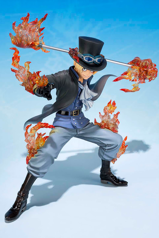 Figurine One Piece Figuarts Zero Sabo 5th Anniversary Edition 15cm