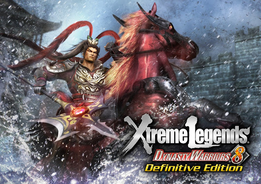 Dynasty Warriors 8: Xtreme Legends Definitive Edition For Nintendo Switch Coming To West On 27th December 2018 | My Nintendo News