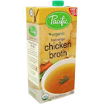 Pacific Foods Organic Free Range Chicken Broth 32 fl oz