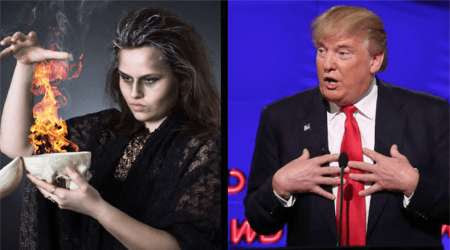 Witches Worldwide are Targeting President Trump with Mass Occult Ritual Tonight