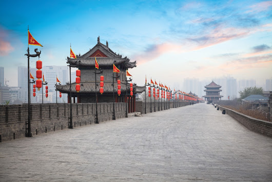 Run the Iconic Xian Half Marathon | Wendy Wu Tours Blog