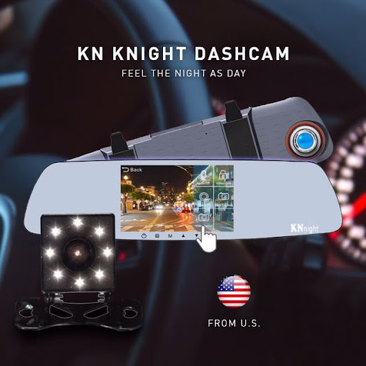 Real Night Vision Front and Back Camera with Built-in DashCam, Real Ultra Night Vision FRONT & BACK: the true night vision you'll encounter in COLO… | Car Dash…