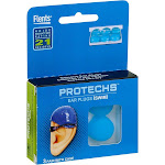 Flents Protechs Ear Plugs, Swim, NRR 21 Decibels - 3 pairs