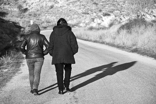 [ Un paseo,hacia ningún lugar.  © JoanOtazu ] by JoanOtazu
