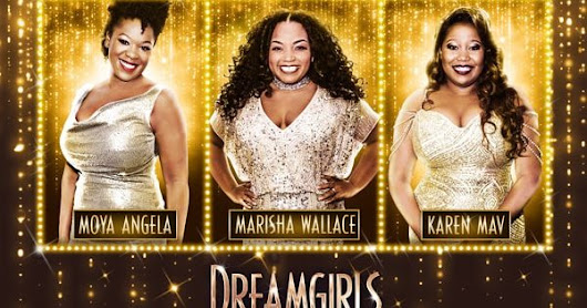 Dreamgirls celebrates its first birthday in the West End by...