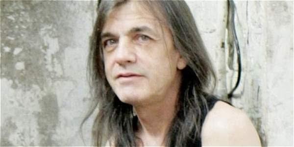 Malcolm Young fundó AC/DC en 1973