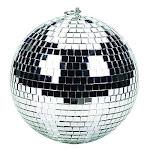 4 Inch Disco Ball