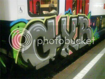 TRAIN GXB