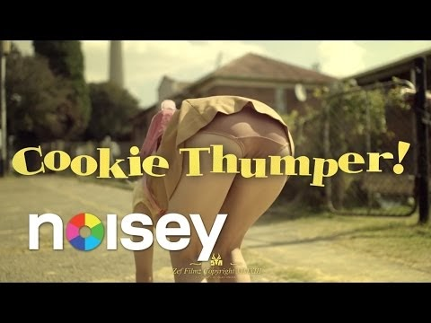 cookie thumper, il nuovo video dei die antwoord