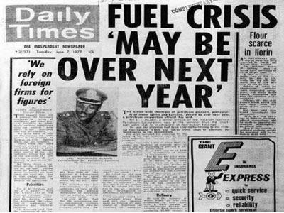 Fuel scarcity: Something is rotten in Nigeria – Soyinka