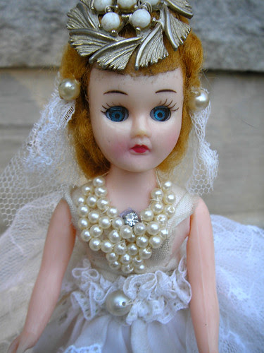 Up-Cycled Doll: Ginger! 11