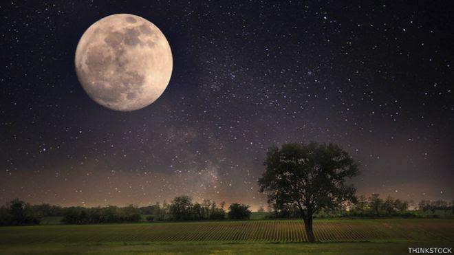 Por que a Lua está se afastando da Terra?