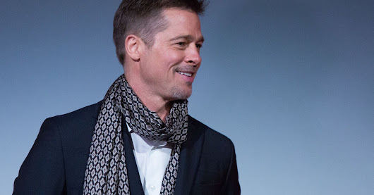 Brad Pitt Just Made A Really Great Point About Therapy