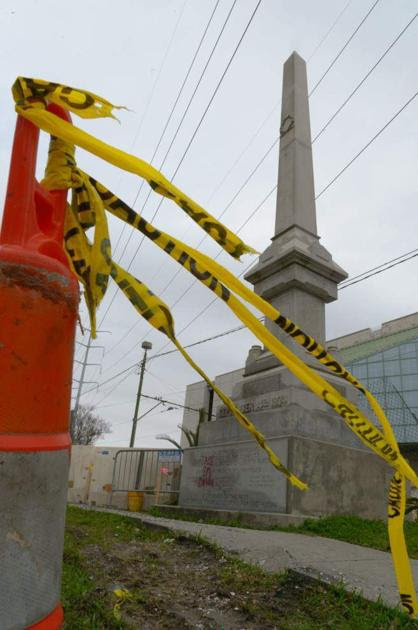 New Orleans' Battle of Liberty Place monument can come down, judge says