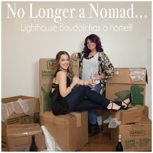 Lighthouse Boudoir Has a Home