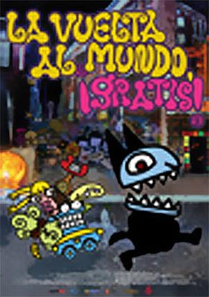 La vuelta al mundo, ¡Gratis! (Juanjo Elordi, Asisko Urmeneta, 2.008)