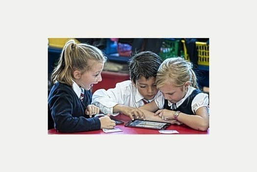 Hands-on learning with new iPads - Plymouth Herald