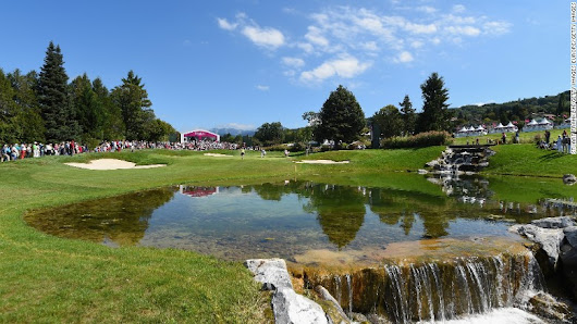 Evian Championship 2015 Event & TV Information | GOLF