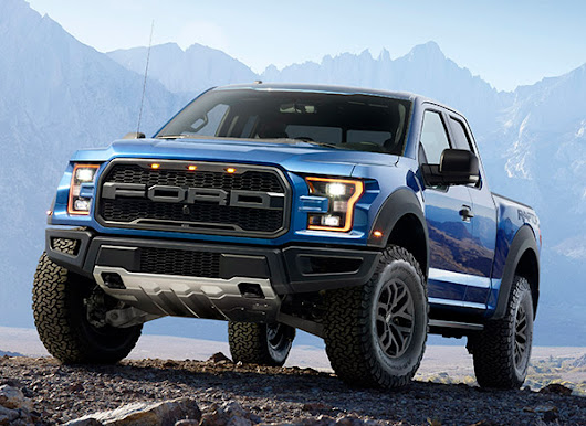 5 hottest trucks from the Detroit auto show