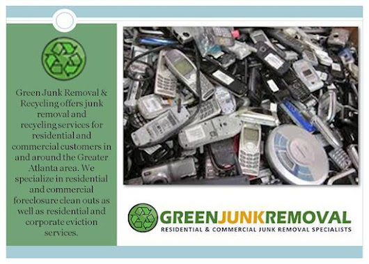 E-Waste And Electronics Recycling Services