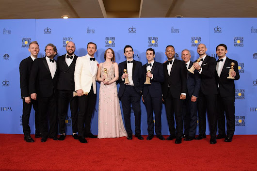 74th GOLDEN GLOBE WINNERS 2017: JUSTIN HURWITZ wins for 'LA LA LAND' (Complete Nominees and Winners List!) | Kinetophone