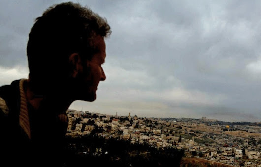 Amid A 'Shimmering' Tension, A Walk Through Israel And The West Bank