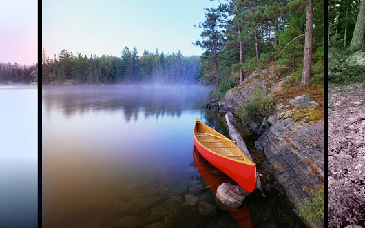 Into the Wild: Escape to the Algonquin - URBANETTE: Lifestyle Magazine & Blog