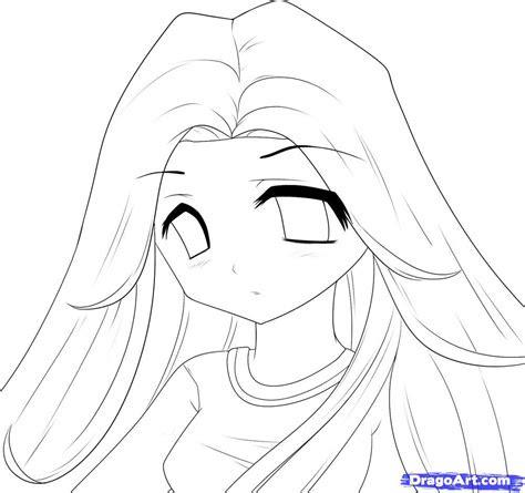 draw anime bella swan anime bella swan step