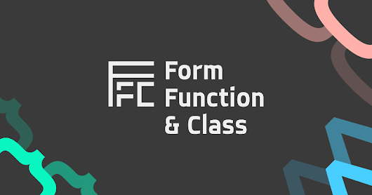 Experience a Masterclass Web Design and Front-end Development at the 9th Form Function & Class