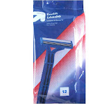 Men's Twin Blade Disposable Razor - 12ct - Up&Up