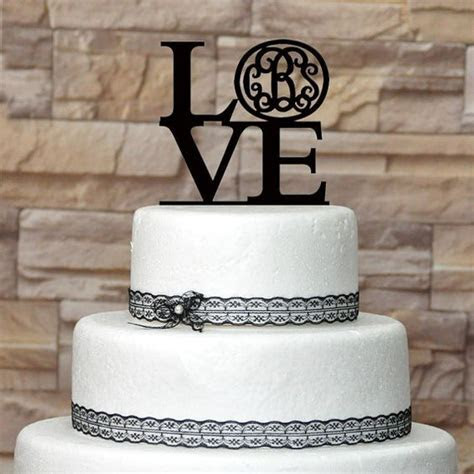 Wholesale Custom Wedding Cake Topper, Acrylic Cake Topper