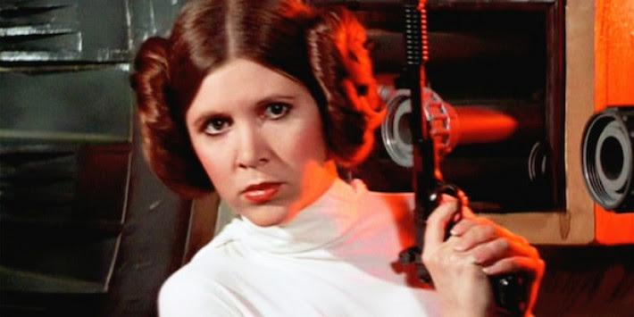 Πέθανε η Κάρι Φίσερ, η `πριγκίπισσα` του `Star Wars`!