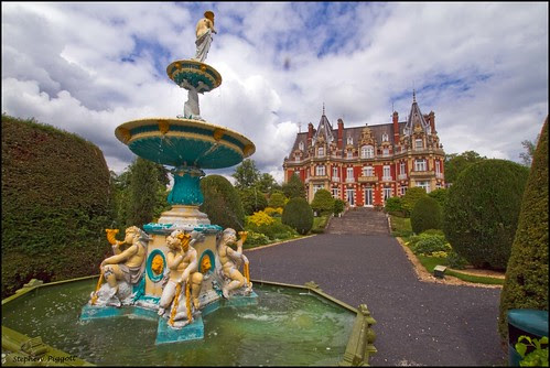Chateau Impney  2 Droitwich, Worcestershire, GB.
