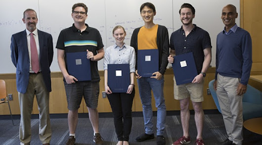 5 computer science graduate students named 2019 Siebel Scholars | Harvard John A. Paulson School of Engineering and Applied Sciences