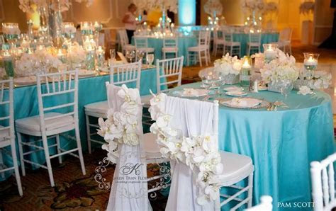 Glamorous Tiffany blue wedding at the Hotel Del Coronado