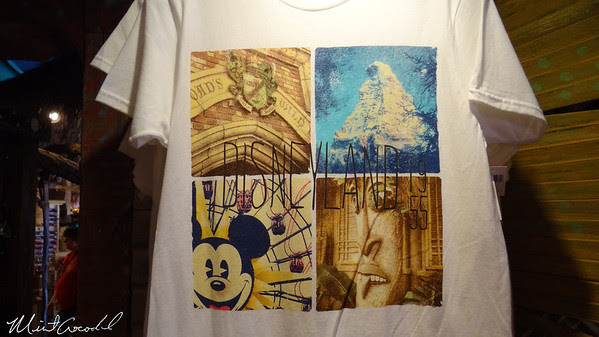 Disneyland Resort, Disneyland, Shirt