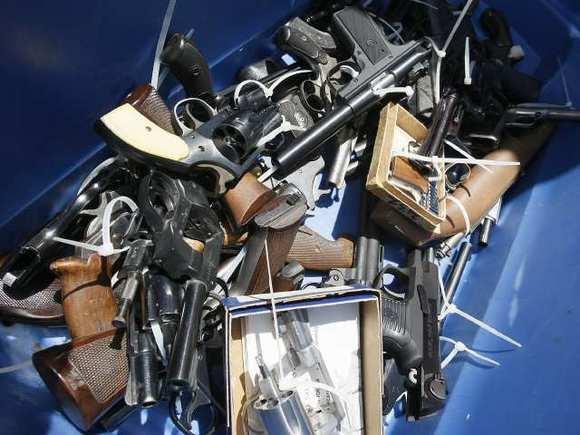 Pasadena gun buyback