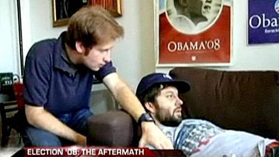 Obama Supporters See How Empty Lives Are @ Yahoo! Video