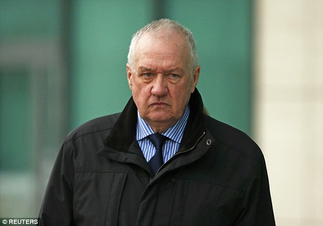 Duckenfield agreed with Greaney that it would be 'disgraceful' and 'cowardly' to shift blame for his failings