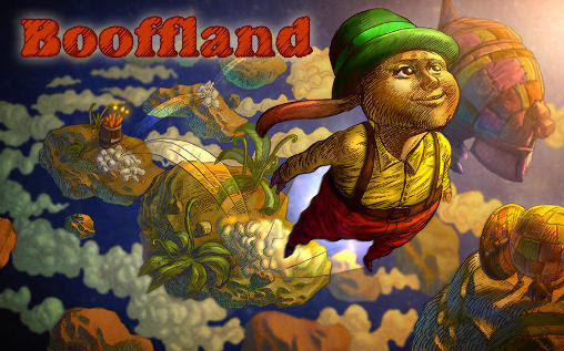 Screenshots of the Booffland for Android tablet, phone.