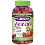 Vitafusion Women's Energy Metabolism & Bone Support 150 ct