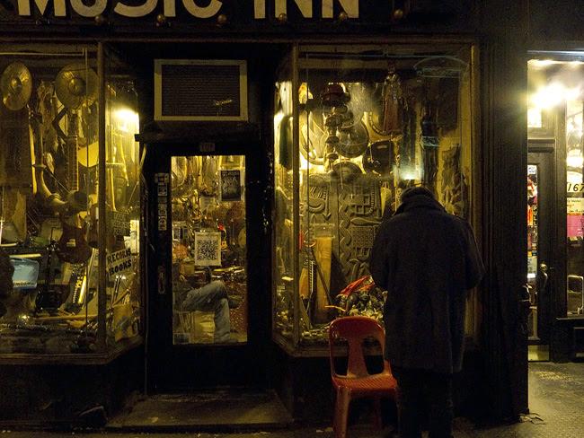 Music Inn, nyc
