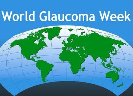 Παγκόσμια Εβδομάδα κατά του Γλαυκώματος