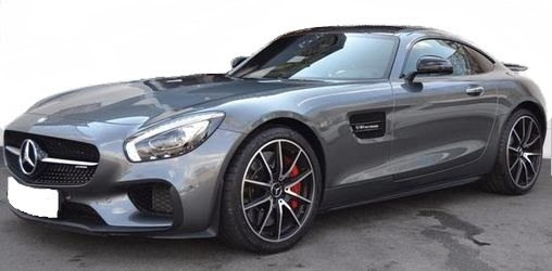 2015 Mercedes Benz AMG GT S coupe sports - Cars for sale ...