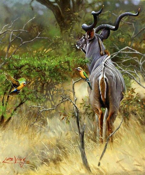 lute vink     wildlife artists   world