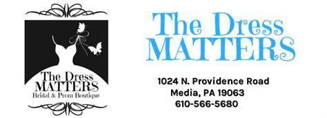 The Dress Matters   Philadelphia Area Bridal Shop