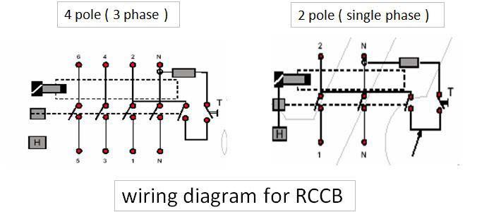 Rcd Mcb Wiring Diagram
