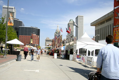 BOK's Rock 'n Rib Festival - Downtown Tulsa, OK