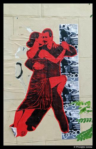 Tango urbain