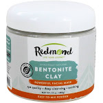 Redmond Trading Bentonite Clay Facial Mask 10 oz.